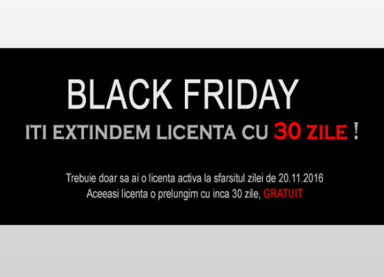 blackfriday program facturi